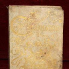 Coleccionismo Calendarios: PRECIOSO LIBRO CALENDARIO DE 1893. PUBLICADO DE HENRICH Y CIA. BARCELONA.. Lote 50647905