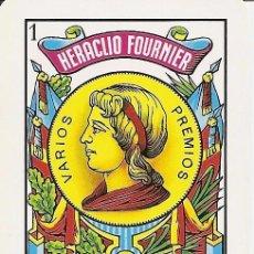 Coleccionismo Calendarios: CALENDARIO FOURNIER, AS DE OROS, 2010. Lote 50651244