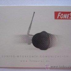 Coleccionismo Calendarios: CALENDARIO FOURNIER, FONESTAR, 2009. Lote 50651278