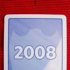 Coleccionismo Calendarios: CALENDARIO FOURNIER, PATRIA HISPANA, 2008. Lote 50651361