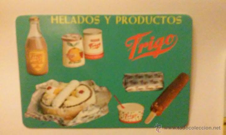 Coleccionismo Calendarios: Tres calendarios helados frigo.Años 1963, 1966, 1967 - Foto 2 - 50827684