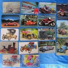 Coleccionismo Calendarios: LOTE DE 190 CALENDARIOS, LA MAYORIA DE BARES E INDUSTRIAS DE VALLADOLID, 1970'S 1990'S.. Lote 50850137