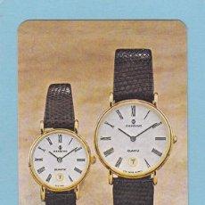 Coleccionismo Calendarios: CALENDARIO EXTRANJERO 1985 - RELOJ CANDINO. Lote 50964230