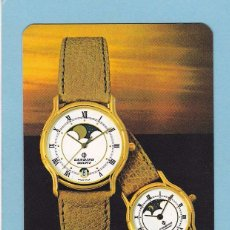 Coleccionismo Calendarios: CALENDARIO EXTRANJERO 1988 - RELOJ CANDINO. Lote 50964244