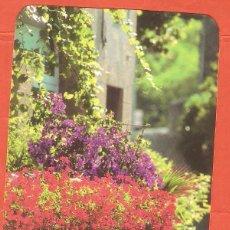 Coleccionismo Calendarios: CALENDARIO D E BOLSILLO PUBLICITARIO AÑO 2003 FLORES - LIBRERÍA CLARET - BARCELONA. Lote 51041591