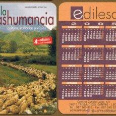 Coleccionismo Calendarios: CALENDARIOS BOLSILLO - EDILESA 2005. Lote 51567077