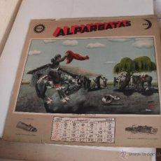 Coleccionismo Calendarios: ALMANAQUE ALPARGATAS - F. MOLINA CAMPOS - AÑO 1932 -. Lote 51571235