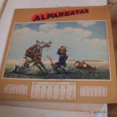 Coleccionismo Calendarios: ALMANAQUE ALPARGATAS - F. MOLINA CAMPOS - AÑO 1944 -. Lote 51571401