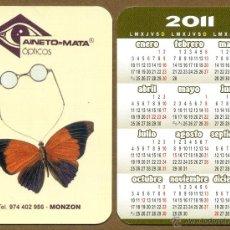 Sammeln von Kalendern - Calendarios Bolsillo - MONZON 2011 - 54447404