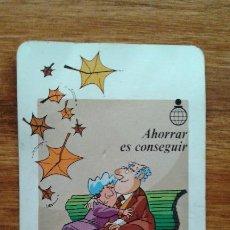 Coleccionismo Calendarios: CALENDARIO H. FOURNIER 1983, CAJA DE AHORROS DE RONDA. Lote 51809339