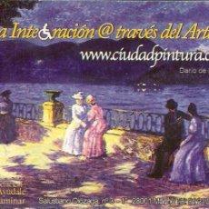 Coleccionismo Calendarios: CALENDARIO PUBLICITARIO - 2012 - ASOCIACIÓN AYÚDALE A CAMINAR - CIUDAD PINTURA. Lote 140187410