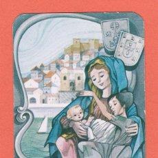 Coleccionismo Calendarios: CALENDARIO EXTRANJERO 1983 - LOTARIA NACIONAL. LOTERIA. Lote 51966253
