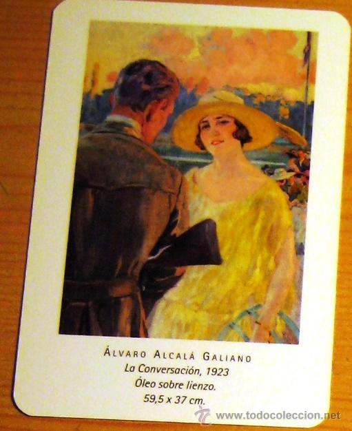 CALENDARIO BOLSILLO U.E.E.- 2011- ALVARO ALCALA GALIANO- (Coleccionismo - Calendarios)