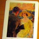 Coleccionismo Calendarios: CALENDARIO BOLSILLO U.E.E.- 2011- ALVARO ALCALA GALIANO-. Lote 52985209