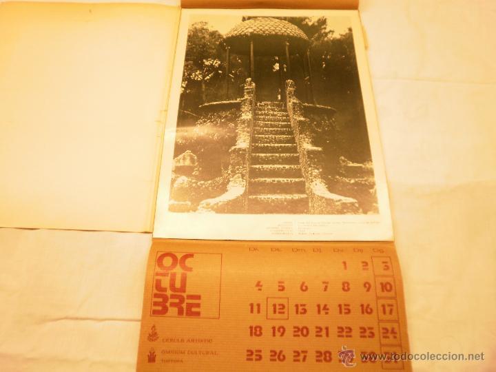 Coleccionismo Calendarios: CALENDARIO DE PARED 1976. MANIFESTACIONS MODERNISTES A TORTOSA - Foto 13 - 53067492