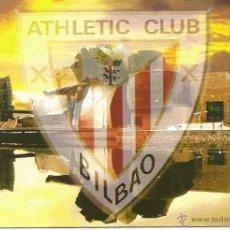 Coleccionismo Calendarios: CALENDARIO ATHLETIC CLUB BILBAO. AÑO 2001. FUTBOL. NUEVO. Lote 53071781