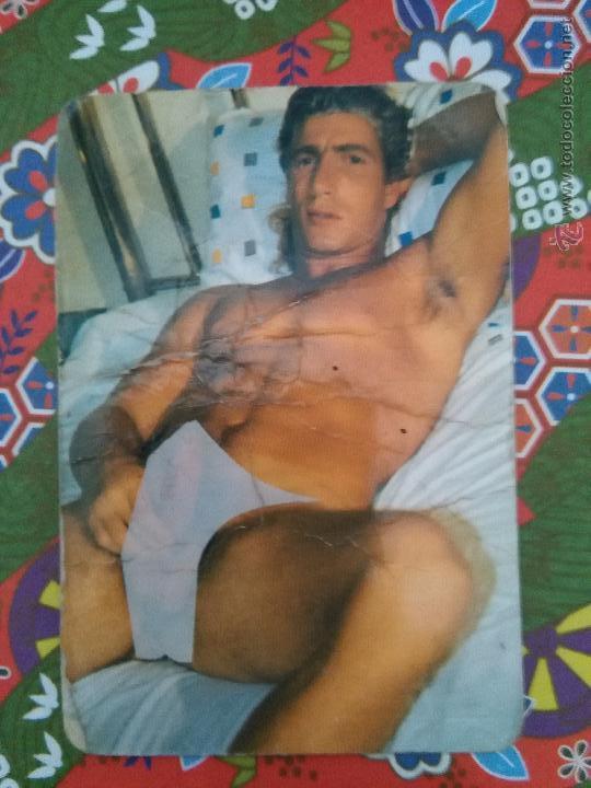Calendario Gay.Calendario De Mano Bolsillo 1997 Hobre Sexy Gay Calendario Magico El Slip Desaparece Al Humedecerse