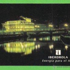 Coleccionismo Calendarios: CALENDARIO DE BOLSILLO 1996 - ''TEATRO ARRIAGA'' - IBERDROLA - ENERGÍA PARA EL ARTE.. Lote 53422254