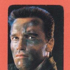 Coleccionismo Calendarios: CALENDARIO EXTRANJERO 1988 - COMMANDO. ARNOLD SCHWARZENEGGER. CINE. ACTOR. Lote 53794428