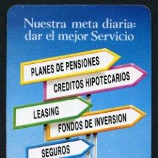 Coleccionismo Calendarios: CALENDARIO DE BOLSILLO, BANCO GUIPUZCOANO, H. FOURNIER 1992. Lote 53842996