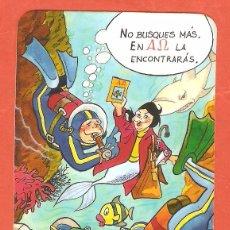 Coleccionismo Calendarios: CALENDARIO DE BOLSILLO PUBLICITARIO AÑO 2003 DIBUJOS - HUMOR. Lote 53869198