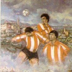 Coleccionismo Calendarios: CALENDARIO ATHLETIC CLUB BILBAO. PEÑA GABARRA ATHLETIC. 2000. FUTBOL. NUEVO. Lote 53873149