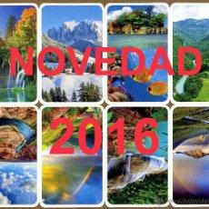 Coleccionismo Calendarios: 80 CALENDARIOS BOLSILLO – TT 2016. Lote 129552219