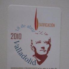 Coleccionismo Calendarios: CALENDARIO RELIGIOSO 2010. Lote 54010766