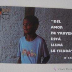 Coleccionismo Calendarios: CALENDARIO RELIGIOSO 2010. Lote 54010812