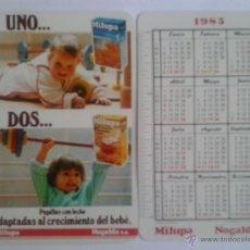 Coleccionismo Calendarios: CALENDARIO FOURNIER MILUPA DE 1985. Lote 54108055