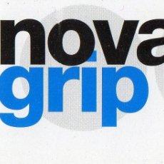 Coleccionismo Calendarios: CALENDARIO NOVA GRIP AÑO 2006. Lote 54142126