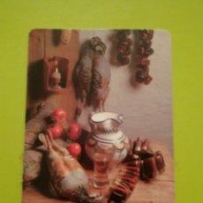 Coleccionismo Calendarios: CALENDARIO DE BOLSILLO - 1999 / TEMA CAZA #1658. Lote 54346383