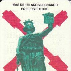 Collezionismo Calendari: CALENDARIO CARLISTA. AÑO 2004. (CARLISTAS, CARLISMO, REQUETÉ). Lote 103938346
