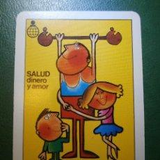 Collezionismo Calendari: CALENDARIO DE BOLSILLO - CAJA DE AHORROS DE GRANADA - 1984 - FOURNIER. Lote 54751506