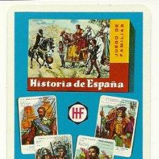 Coleccionismo Calendarios: CALENDARIO FOURNIER DE JUEGOS. AÑO 1966.. Lote 54759598