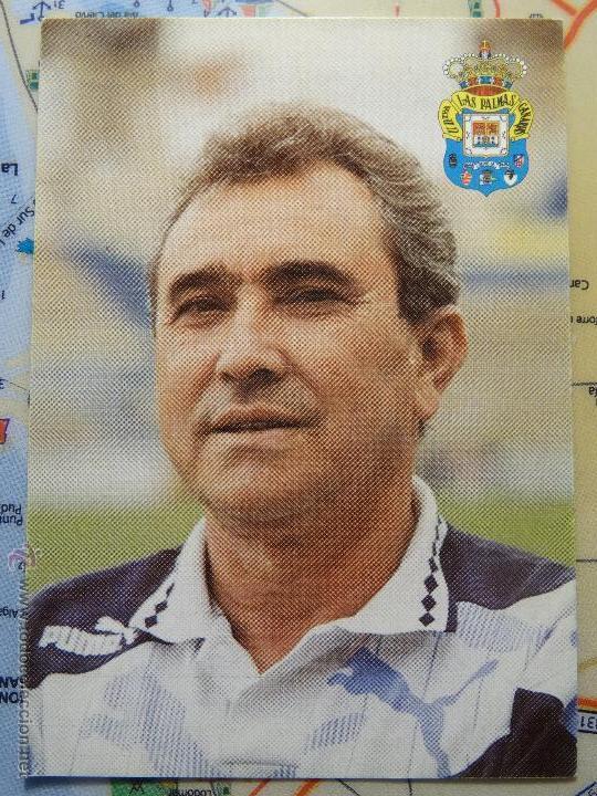 Calendario Ud Las Palmas.Calendario Bolsillo Futbol 1996 U D Las Palma Sold At Auction