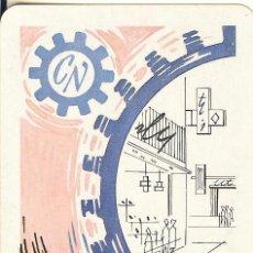 Coleccionismo Calendarios: CALENDARIO FOURNIER - 1968 - CARLOS NAVARRO. Lote 54949537