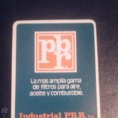 Coleccionismo Calendarios: CALENDARIO FOURNIER PBR 1989. Lote 54989808