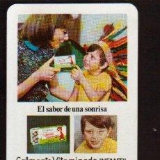 Coleccionismo Calendarios: EL DE LA FOTO CALENDARIO FOURNIER CALMANTE VITAMINADO 1970 VER FOTOS QUE NO TE FALTE EN TU COLECCION. Lote 55096625