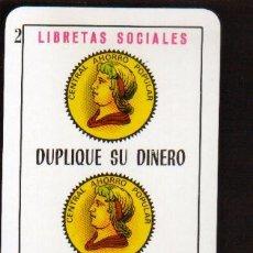 Coleccionismo Calendarios: BONITO CALENDARIO PUBLICITARIO FOURNIER AÑO 1969 VER FOTOS QUE NO TE FALTE EN TU COLECCION. Lote 55097237