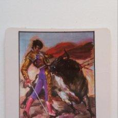 Coleccionismo Calendarios: CALENDARIO CARTEL TOROS ,MUERTE DE PAQUIRRI EN POZOBLANCO CON YIYO Y SORO 1987. Lote 55238333