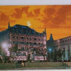 Coleccionismo Calendarios: CALENDARIO 1986, GAUDI EN LEON. Lote 55238361