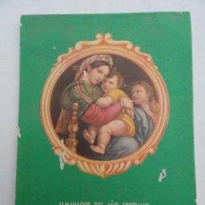 Coleccionismo Calendarios: ALMANAQUE DEL AÑO CRISTIANO 1967.. Lote 55242042