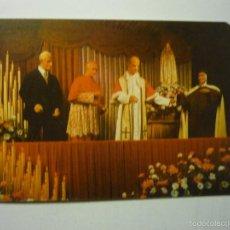Coleccionismo Calendarios: CALENDARIO EXTRANJERO MUSEO CERA DE FATIMA 1991. Lote 55915565