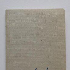 Coleccionismo Calendarios: AGENDA ARTISTICA 1980 CON CALENDARIO 1979 Y 1981 SIN USAR. Lote 56156715