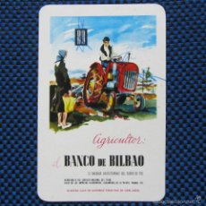Coleccionismo Calendarios: CALENDARIO 1963 BANCO DE BILBAO AGRICULTOR. Lote 56168302