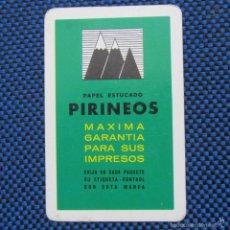Coleccionismo Calendarios: CALENDARIO 1966 PAPEL ESTUCADO PIRINEOS. Lote 56182793
