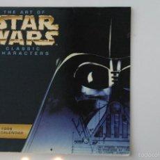 Coleccionismo Calendarios - CALENDARIO STAR WARS 1998 - 56187681