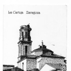 Coleccionismo Calendarios: CALENDARIO 2002 DIBUJO A PLUMILLA : ALFONSO CIFUENTES BLÁZQUEZ ZARAGOZA. Lote 56631142