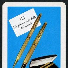 Coleccionismo Calendarios: CALENDARIO DE BOLSILLO, WATERMAN, H. FOURNIER 1971. Lote 56640106